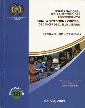 Norma Nacional Reglas Protocolos y Procedimientos para la ...