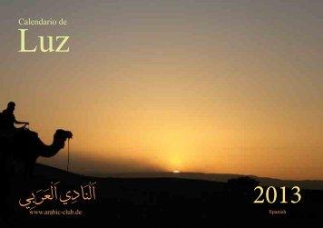 Calendario de - Arabic Club
