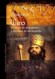 Ciro, el festin de una noche y la caida de un imperio - Escritores ...