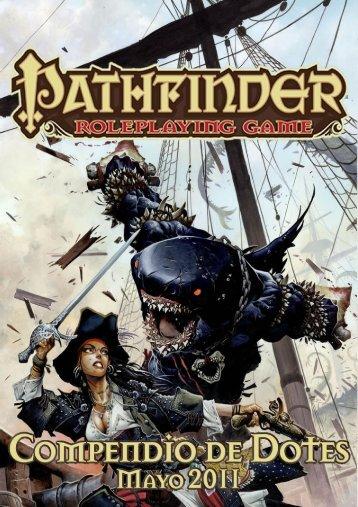 COMPENDIO DE DOTES PATHFINDER - BETA 13-01-2012