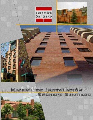 Manual enchape.FH10 - Cerámica Santiago