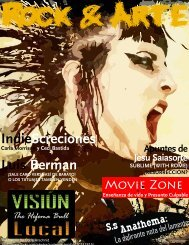 VISIÓN Local - Rock & Arte