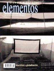 Número completo (2.88 Mb) - Revista Elementos