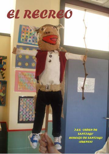 el recreo junio 2009 - Portales Web de Centros Educativos de ...