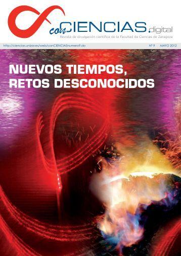 Número 9 - Facultad de Ciencias - Universidad de Zaragoza