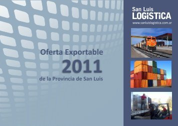 Oferta Exportable - San Luis Logistica