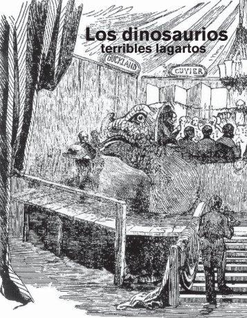 Los dinosaurios, terribles lagartos - Página del Alumno - UNAM
