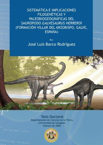 Descargar Artículo - Aragosaurus