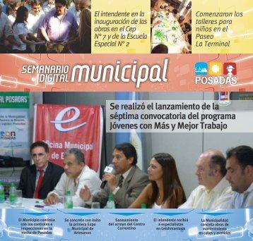 libro digital - Municipalidad de la Ciudad de Posadas