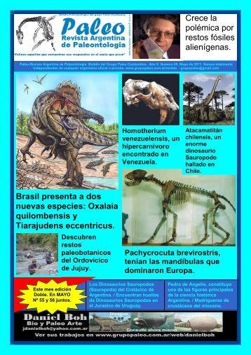 Abrir Archivo en PDF - Grupo Paleo Portal Paleontológico Argentino