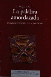 La palabra amordazada - Repositorio de la Facultad de Filosofía y ...