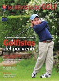 del porvenir del porvenir - Real Federación Española de Golf