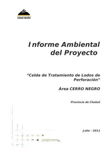 IAP_Celda_Trat_Lodos_Perfo_CºNegro - Organismos