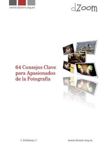 '64 Consejos Clave para Apasionados de la Fotografía' en ... - dZoom