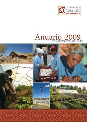 Anuario 2009 - Fundación Cruzada Patagónica