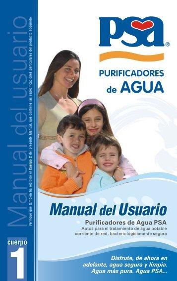 Manual del Usuario x modulos para WEB.cdr - PSA