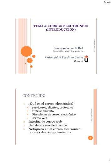 Introduccion a Windows - Universidad Rey Juan Carlos