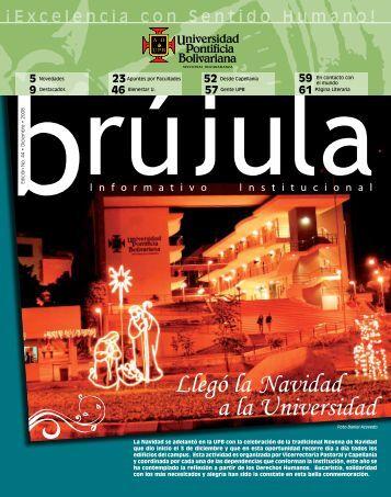 Llegó la Navidad a la Universidad - Universidad Pontificia Bolivariana