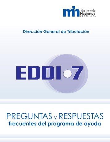 PREGUNTASy RESPUESTAS - Ministerio de Hacienda