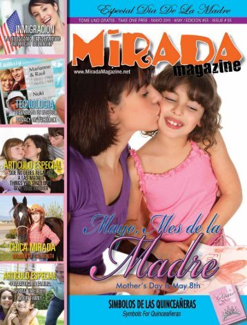 MAYO 2011 - Mirada Magazine Inc