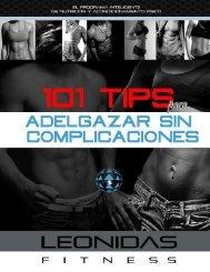 Página 1 Leonidas Fitness - Adelgazar Sin Complicaciones