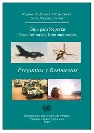 Preguntas y Respuestas - Naciones Unidas