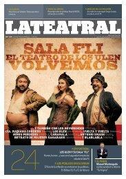 ... y también con Los Reverendos (Teatro), Cía. Mariana ... - La Teatral