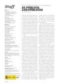 ... y también con Los Reverendos (Teatro), Cía. Mariana ... - La Teatral - Page 4