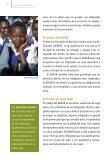 Chicas y chicos refugiados. Comenzar de nuevo en otro país - Acnur - Page 6
