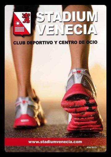 Revista - Stadium Venecia