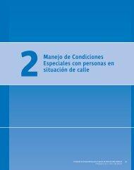 Manejo de Condiciones Especiales con Personas - Chile Solidario