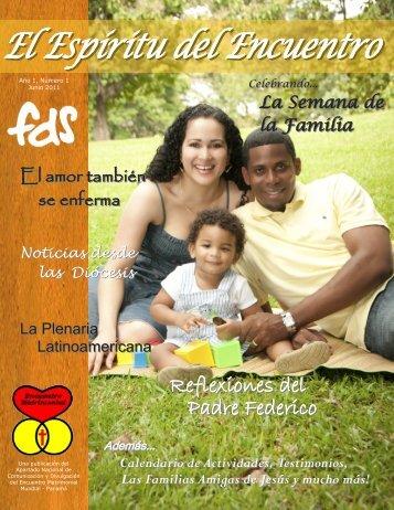 El Espíritu del Encuentro - Encuentro Matrimonial Mundial Panamá