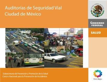 Auditoria en Seguridad Vial - Volumen 2. - El Consejo Nacional de ...