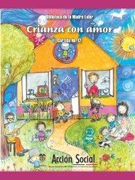 Crianza con amor - Acción Social