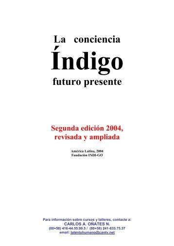 La conciencia Índigo futuro presente - Talento Humano en Acción ...
