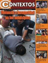 Violencia e inseguridad en los municipios Violencia e inseguridad ...