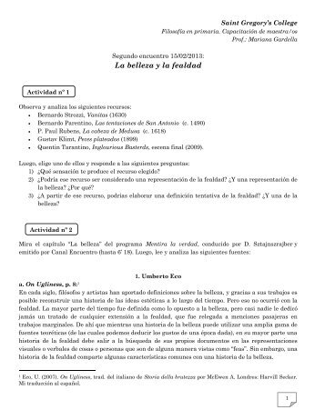 Segundo encuentro.pdf - sgvirtual