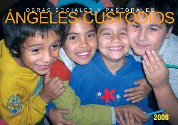 A.C. calendario 2008 - Religiosas Ángeles Custodios