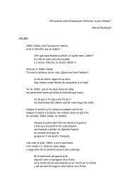Lectura del Evangelio según San Juan 8,12-19
