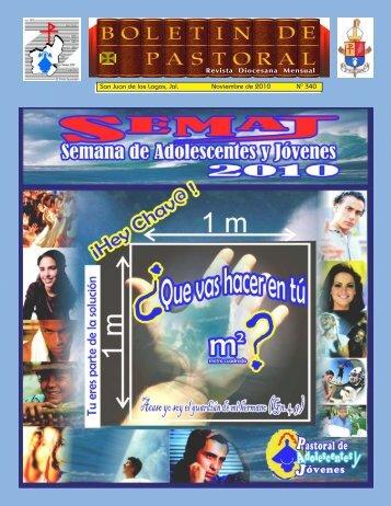Revista Diocesana Mensual San Juan de los Lagos - Diócesis de ...