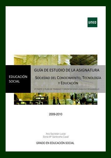 GUÍA DE ESTUDIO DE LA ASIGNATURA - UNED Motril