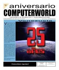 Edición 25 Aniversario - Computerworld Venezuela