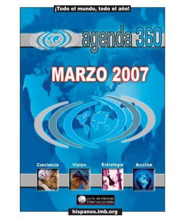 Marzo 2007 - IMB Resource Catalog