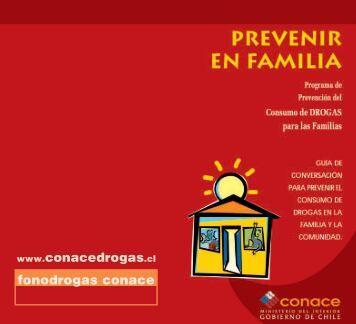 Prevenir en Familia - Cedro