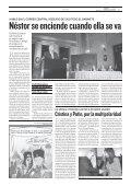 Gestiones de último momento del Gobierno para conseguir quórum ... - Page 5