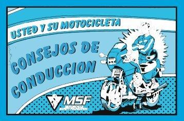 tapa manual MSF1 - Honda