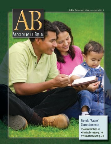 abogado de la biblia abogado de la biblia - The Bible Advocate Online