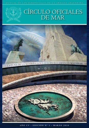argentina - Círculo Oficiales de Mar