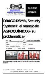 otros agroquímicos - Distribuidora San Martín de Matafuegos Drago