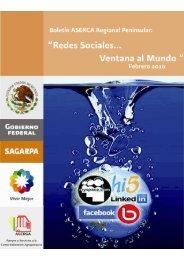 Redes Sociales: Ventana al Mundo - Aserca